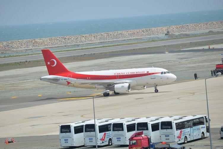 Ordu Giresun havalimanı açılıyor