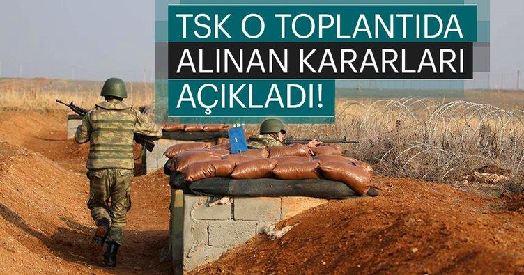 Son Dakika: Türk ve ABD'li askeri yetkililer Münbiç uygulama planı konusunda anlaştı
