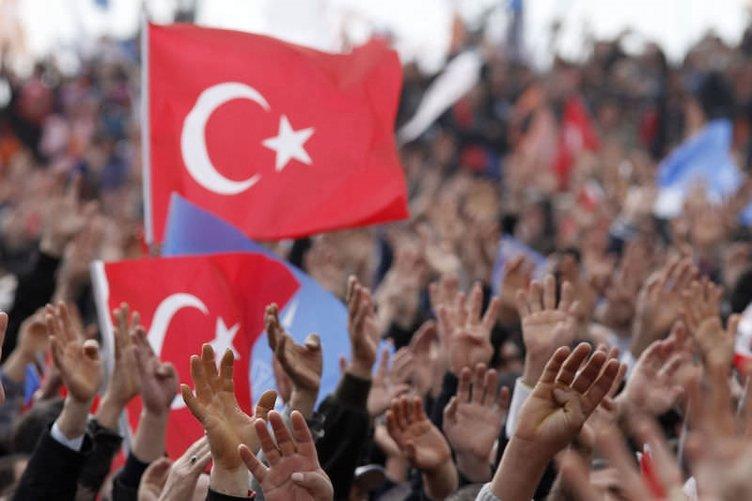 AK Parti'den dev İzmir mitingi