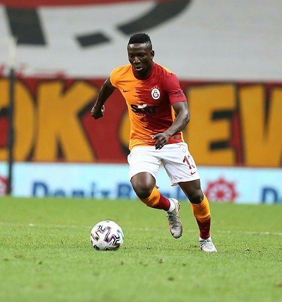 Galatasaray orta sahasına Marvelous Nakamba!