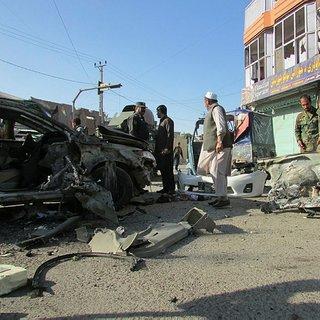 Afganistan'da bomba yüklü araçla saldırı