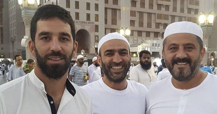 Arda Turan: Ramazan'da Umre ziyaretim beni çok rahatlattı