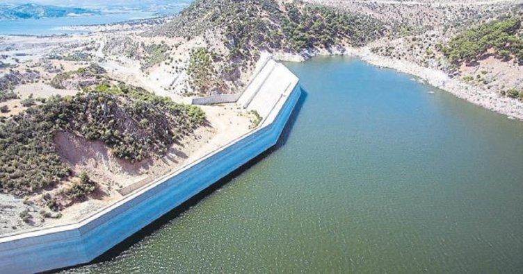 DSİ'den Ege Bölgesi'ne 12 baraj daha