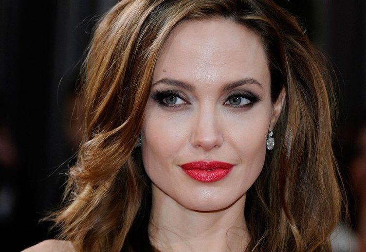 Angelina Jolie'den Türkiye'ye övgü