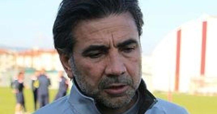Osman Özköylü: Boluspor'u maç kazanır hale getirmeye çalışacağız
