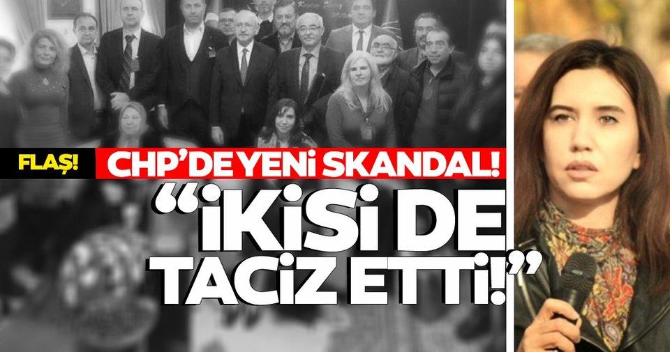 """SON DAKİKA... Taciz ve tecavüz girişimleriyle sarsılan CHP'de yeni skandal: """"İki başkan yardımcısı da taciz etti"""""""