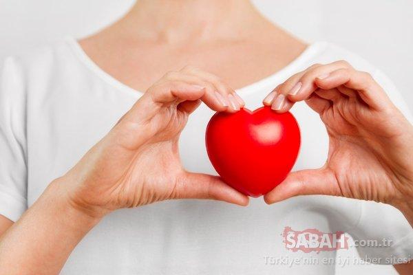 Bu uyarılara dikkat! Kalbin düzgün çalışmadığını gösteren sekiz önemli işaret