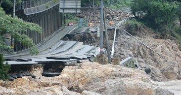 Son dakika haberi: Japonya'da sel felaketi! Ürküten görüntüler geliyor