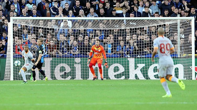 Murat Özbostan Brugge - Galatasaray maçını değerlendirdi