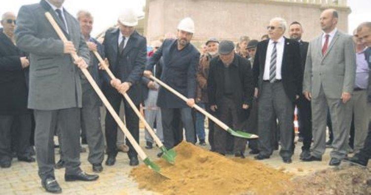 Akmeşe'de tarihi gün
