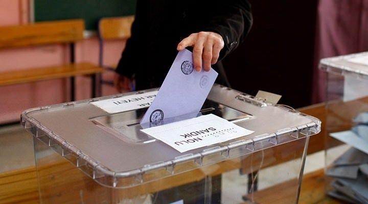 Bugün seçim olsa AK Parti yüzde 46 alır