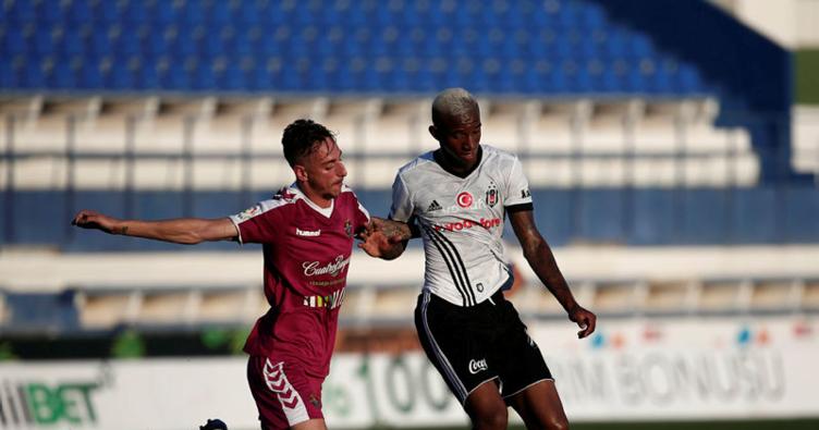 Beşiktaş hazırlık maçında Real Valladolid ile 2-2 berabere kaldı