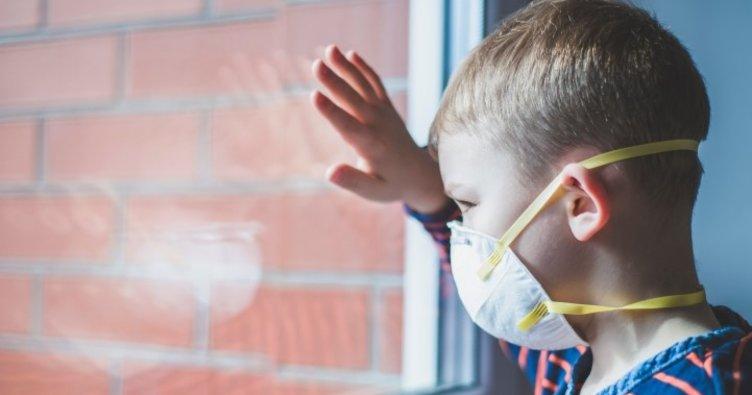Koronavirüs çocuklara yüzde 85'in üzerinde aileden bulaşıyor
