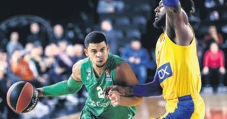 Darüşşafaka galibiyeti Maccabi'ye hediye etti