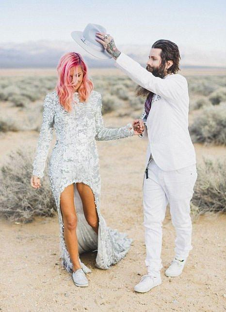 Sıradışı bir düğün isteyince...