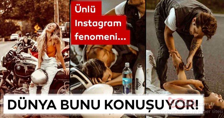 Dünya bu son dakika haberini konuşuyor! Ünlü Instagram fenomeni…