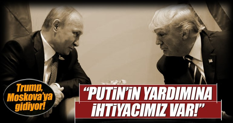 Trump: Kuzey Kore için Putin'in yardımını istiyoruz