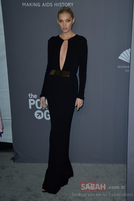 Kim Kardashian'ı cesur dekoltesi de kurtaramadı... Güzellikleriyle geceye damga vurdular!