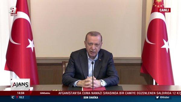 SON DAKİKA: Kontrollü normalleşme başlıyor! Cumhurbaşkanı Erdoğan canlı yayında tarihi o duyurdu