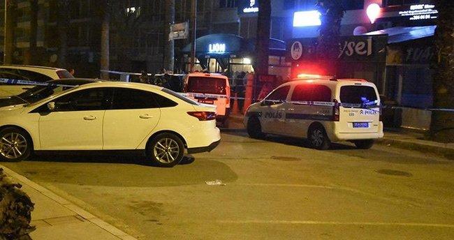 İzmir'de silahlı kavga: 2 ölü, 2 yaralı