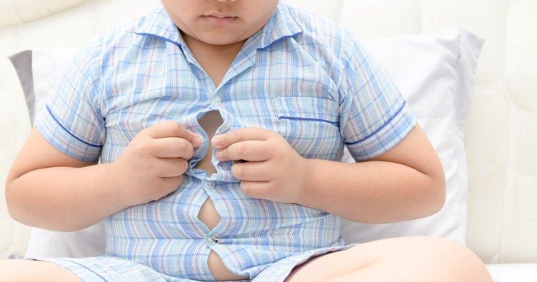 Çocuklarda obezite seviyesi yükseldi