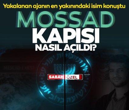 Son dakika haberler: Türkiye'de yakalanan MOSSAD ajanının ev arkadaşı konuştu!