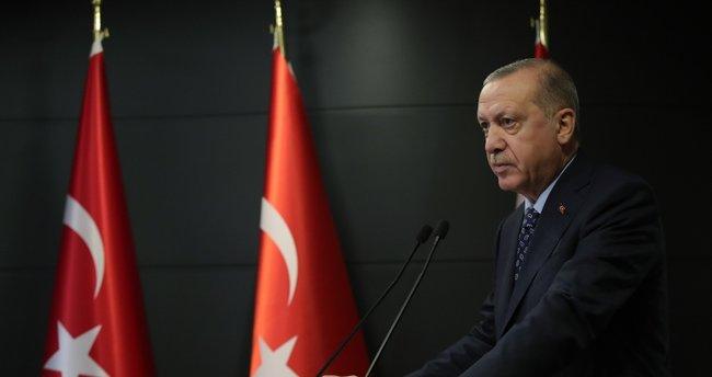 Başkan Erdoğan: Prof. Dr. Cemil Taşçıoğlu'nun hatırası hep yaşayacak