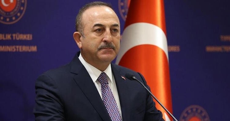 Son dakika: Bakan Çavuşoğlu'ndan Türkmen gazı açıklaması...