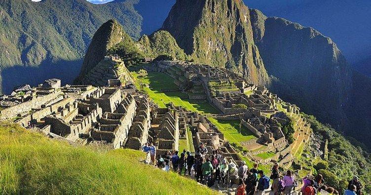 Turistten korkan doğa harikaları