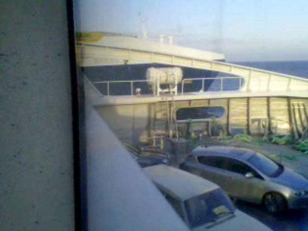 İstanbul'da feribot kazası