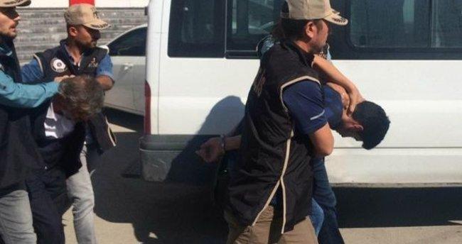 PKK'nın Van bombacısı tutuklandı