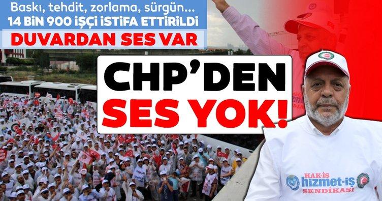 Emek ve Adalet için yürüyenler CHP Genel Merkezi'ne ulaştı