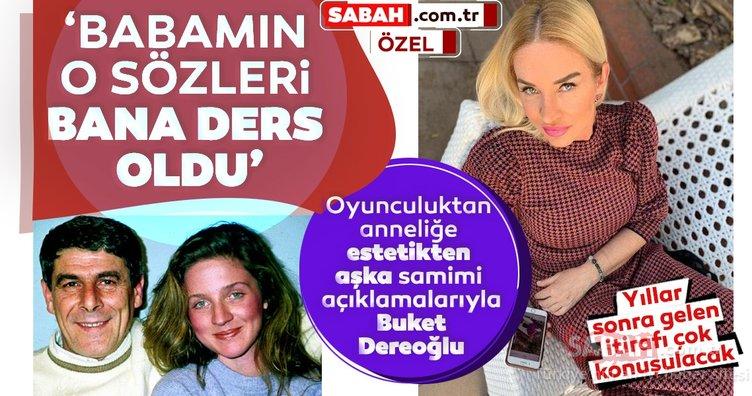 Unutulmaz dizi 'Bizimkiler'in yıldızı Buket Dereoğlu'dan yıllar sonra gelen itiraf! Ünlü oyuncu bombayı patlattı! 'Hiç o kadar utanmamıştım'