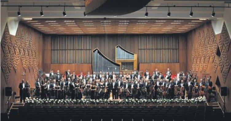 CSO'dan anma konseri