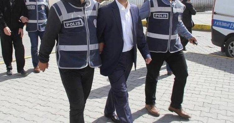 Hatay'da FETÖ operasyonu: 8 gözaltı