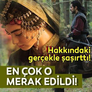 En çok o merak edildi! Kuruluş Osman'ın Bala Hatun'u Özge Törer yaşı ile şaşırttı!