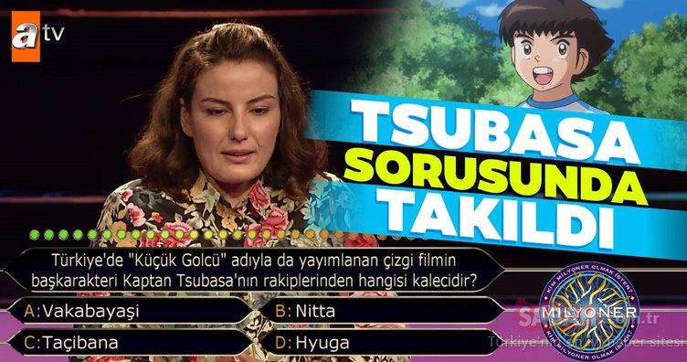 Tsubasa sorusunda takıldı! Kim Milyoner Olmak İster 890. bölüm soru ve cevapları