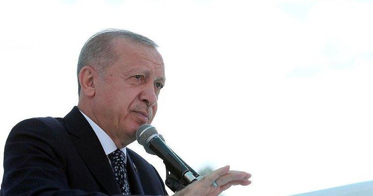 Başkan Erdoğan: Dünya yeni bir döneme giriyor, bu treni kaçırmayacağız