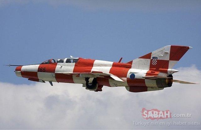 Hangi ülkenin ne kadar savaş uçağı var?