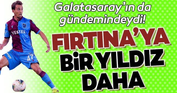 Trabzonspor'dan flaş transfer! Galatasaray...