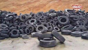 Atık lastiklerin dörtte biri geri dönüşümle sanayi hammaddesi olacak