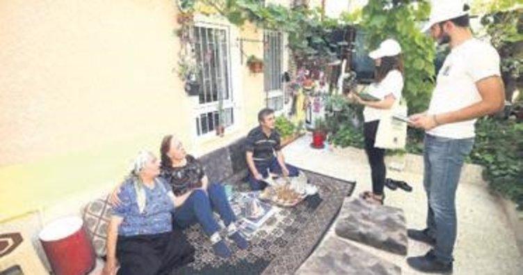 Yenimahalle'de ambalaj toplanıyor