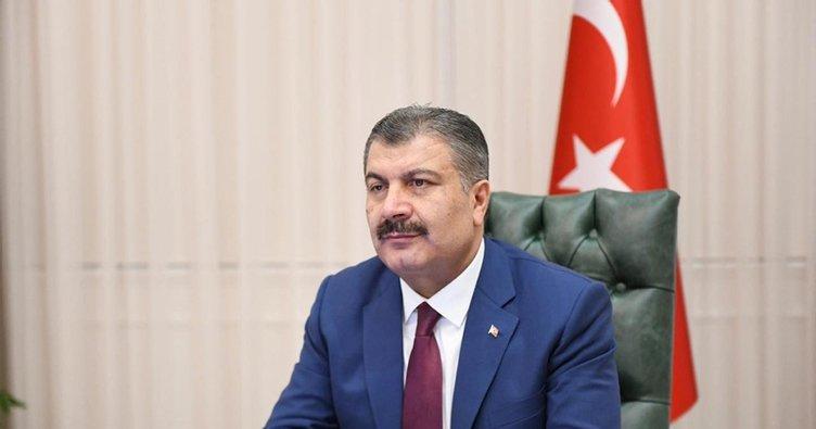 Sağlık Bakanı Koca, Ermenistan'ın Azerbaycan'a yönelik saldırısını kınadı