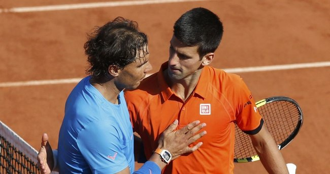 Fransa'da son yarı finalist Djokovic oldu