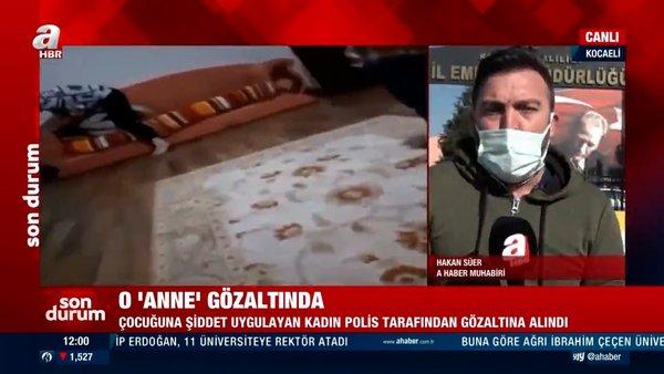 SON DAKİKA! Çocuğuna işkence yapan Nurcan Serçe olayında flaş gözaltı! Nurcan Serçe tutuklandı mı? | Video