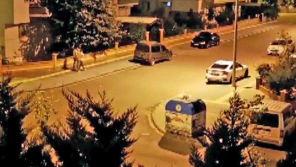 Son Dakika Haberi: Malatya'da 4.4 büyüklüğündeki deprem anı kamerada | Video
