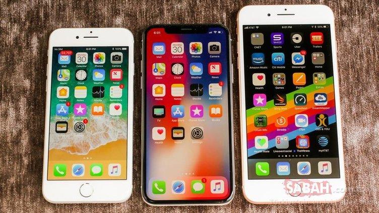 iPhone satışları tepetaklak oldu!
