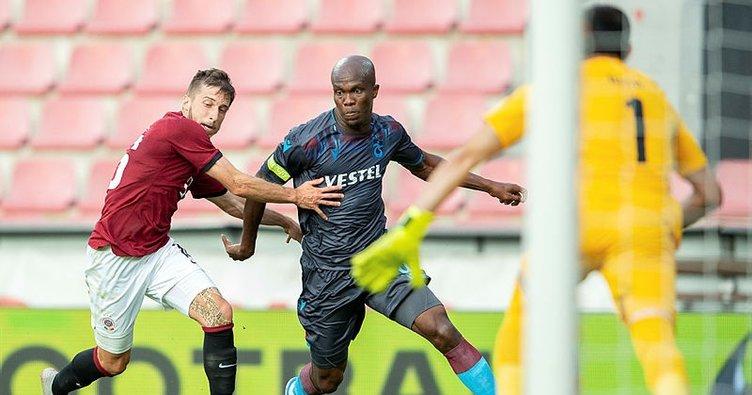 Trabzonspor - Sparta Prag maçı ne zaman saat kaçta hangi kanalda?