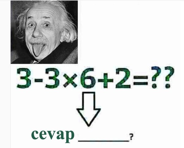 Matematiğinize ve mantığınıza ne kadar güveniyorsunuz? İşte akıl yakan sorular