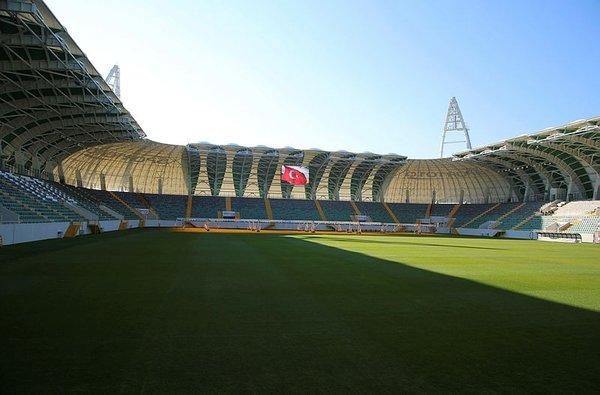 Süper Lig'e bir modern stat daha: Akhisar Belediye Stadı